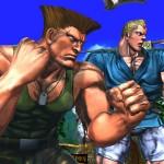 Street Fighter x Tekken Guile Character Screenshot