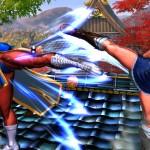 Street Fighter x Tekken Julia Chang Character Screenshot