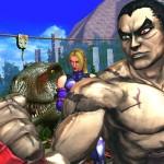 Street Fighter x Tekken Kazuya Mishima Character Screenshot