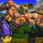 Street Fighter x Tekken King Character Screenshot