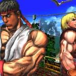 Street Fighter x Tekken Ryu Character Screenshot