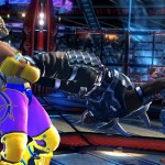 Tekken Tag Tournament 2 Marduk and King Tag Team Combo or Throw