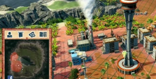 Tropico 4 screenshot of gameplay footage