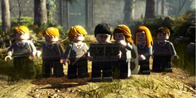 LEGO Harry Potter Years 5-7 Screenshot