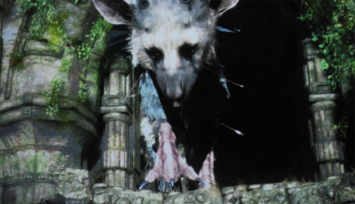 Trico Screenshot The Last Guardian