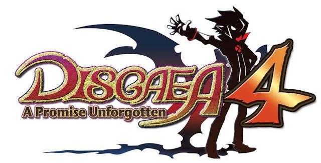 Disgaea 4 Walkthrough Logo