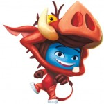 Disney Universe Pumbaa Artwork