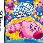 Kirby: Mass Attack Box Art