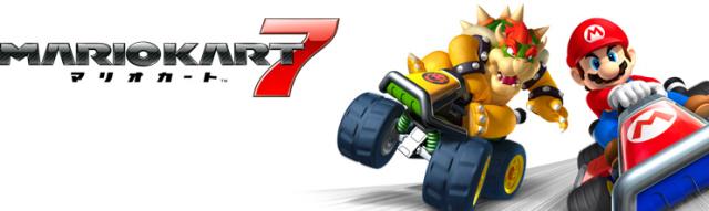 Mario Kart 7 Wallpaper Art