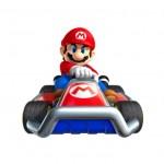 Mario Kart 7 Wallpaper - Mario On Da Kart