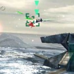Star Fox 64 3D Ice Planet Screenshot