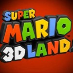 Super Mario 3D Land Wallpaper of Tanooki Tail Logo