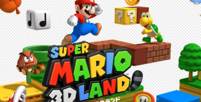 Super Mario 3D Land Wallpaper of Worlds