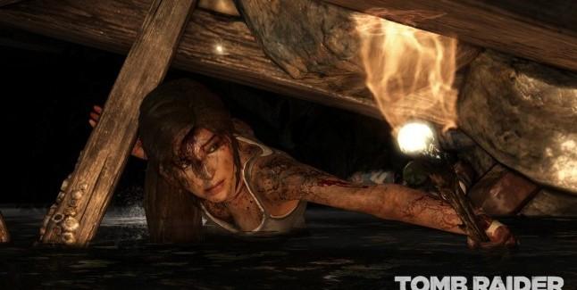 Tomb Raider 2012 Screenshot