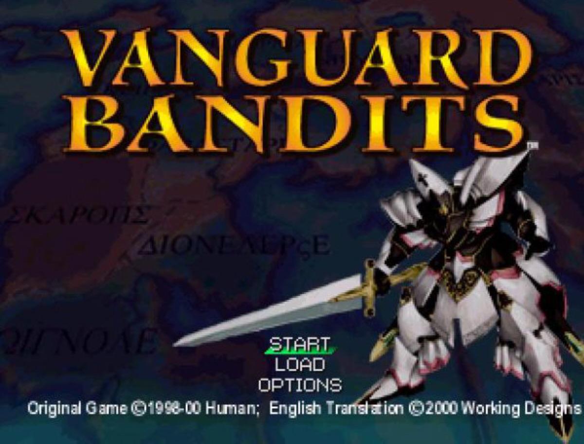 Vanguard, bandits англ