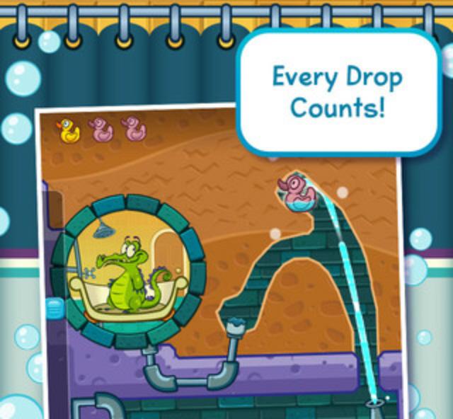 Wheres My Water walkthrough screenshot