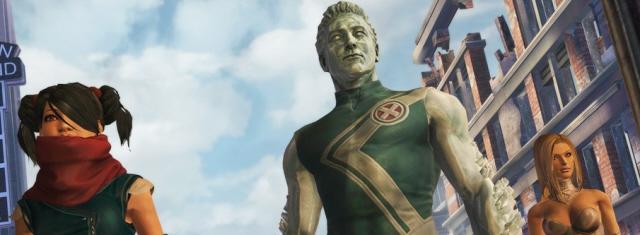 X-Men Destiny Secrets Screenshot