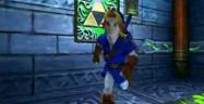 Zelda: Ocarina of Time 3D Water Temple Walkthrough Screenshot