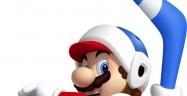 Boomerang Mario from Super Mario 3D Land Art