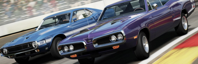 Forza Motorsport 4 Cars