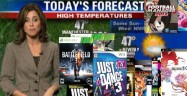 Games Weather Report of Week 43 in 2011
