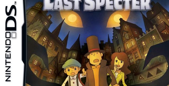 Professor Layton and the Last Specter Walkthrough Box Art