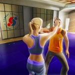 Self Defense Training Camp Screenshot - Girl Defense