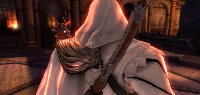 Soul Calibur 5 Screenshot of Ezio