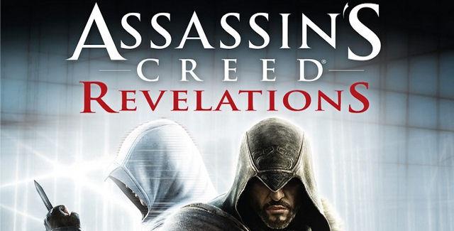 Assassin's Creed Revelations Walkthrough Boxart