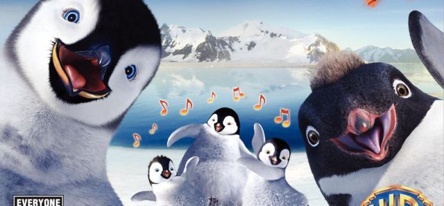 Happy Feet Two The Videogame Walkthrough Guide Box Art