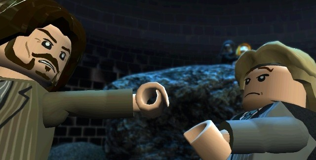 Lego Harry Potter: Years 5-7 Cheat Codes Screenshot