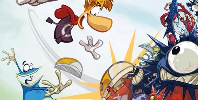 Rayman Origins Walkthrough Box Art