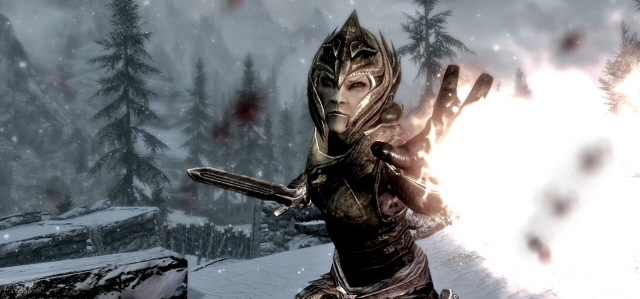 Skyrim Achievements Screenshot