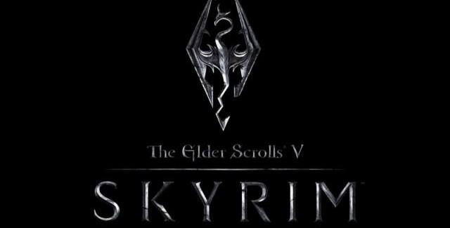 Skyrim Review Logo