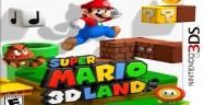 Super Mario 3D Land Walkthrough Box Artwork