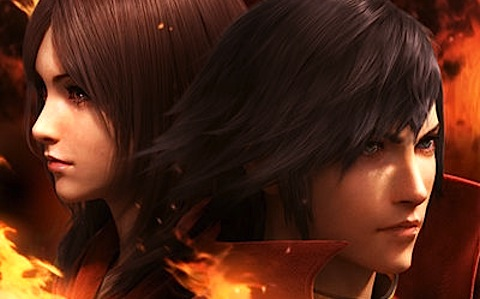 Final Fantasy-Type-0 Rem and Machina Image