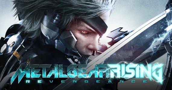 Metal Gear Rising: Revengeance Promo Image