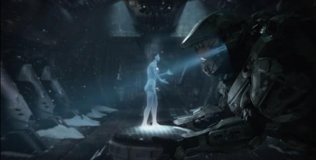 Halo 4 Cortana