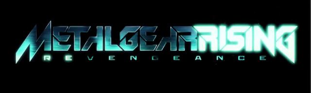 Metal Gear Rising: Revengeance Logo