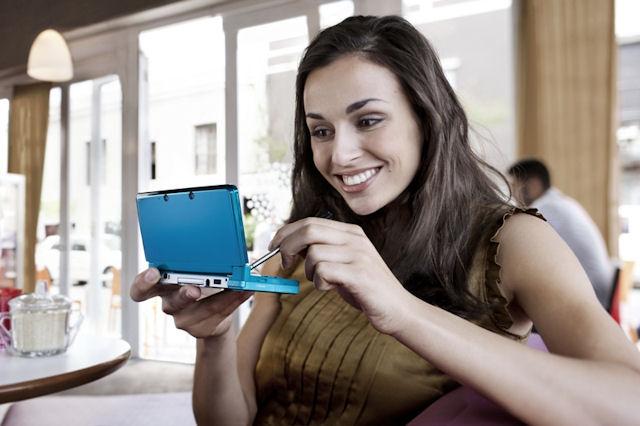 Nintendo 3DS lifestyle image
