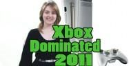 Xbox 360 Dominated 2011