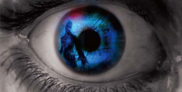 Biohazard Revelations scared eye