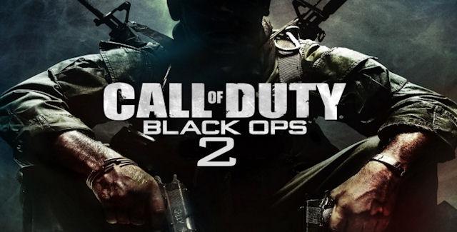 Call of Duty: Black Ops 2 mockup