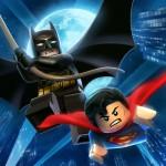 Superman and Batman in Lego Batman 2: DC Super Heroes