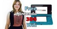 Free Nintendo 3DS Wifi