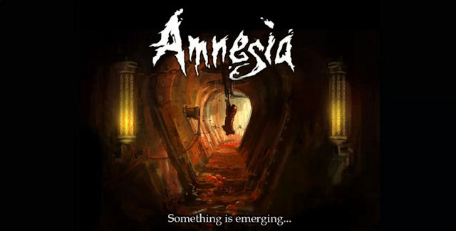 Amnesia 2 Artwork