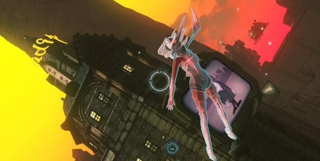 Gravity Rush PS Vita Screenshot