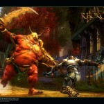 Kingdoms Of Amalur Reckoning Bolgan Battle Wallpaper