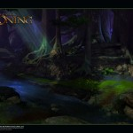 Kingdoms Of Amalur Reckoning Dalentarth Night Wallpaper