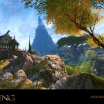 Kingdoms Of Amalur Reckoning Erathell Wallpaper